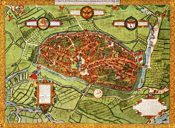HIS-TOP Duisburg – Gerhard Mercator